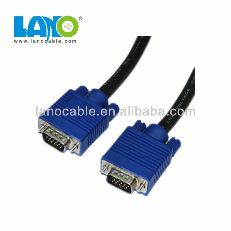 25 meters vga elbow cable