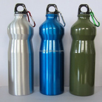 750ml aluminum drinking bottle