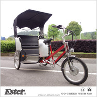 ESTER E Rickshaw three wheel electric rickshaw motor