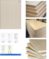 melamined Chipboard/Particle Board/MDF in low prices