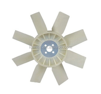 390mm - 28 - 52 - 8 OEM 5-13660-285-0 Auto Engine system Cooling Fan blade