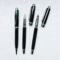 Gift Pen Set High Quality Stainless Steel Roller Pen Smooth Writing Bulk Metal Gel Pen,Sign Pen