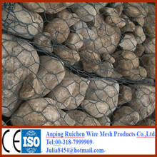 ISO9001 Certificate Manufacturer Rust Proof Hexagonal Wire Mesh /gabions