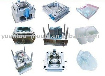 Precise Injection Mould