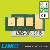 reset laser printer toner chip MLT-K506S for Samsung CLP-680/680DW/680DN