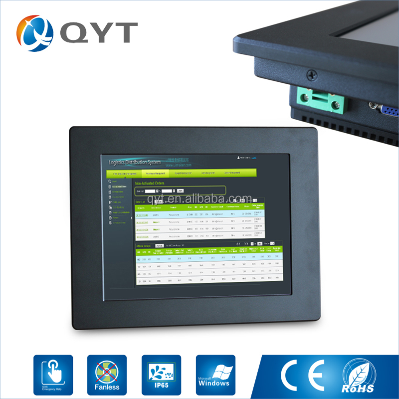 Supreme quality 12 inch industrial touch embedded low cost mini computer
