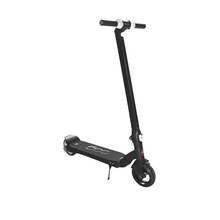 FIAT Wholesales Two Wheels 24v 20KM 6.5 inch Self balance CE Approved Black Electric Scooter for Kids with handle bar