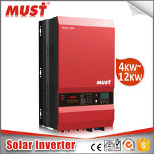Low Frequency solar power system 10KW Air Conditioner