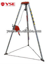 Fire safety fire rescue tripod for fireman