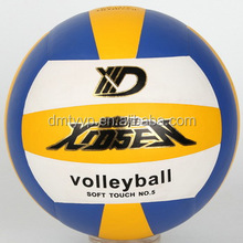 Xidsen PVC/PU 18 pannels Volleyball size 5,PVC/PU glue laminated,classic design