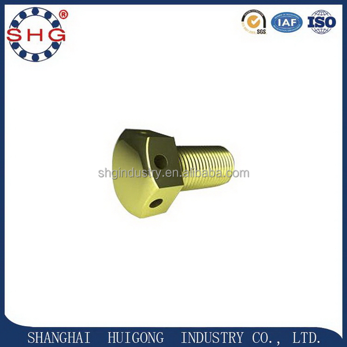 China good supplier high quality socket drive double head bolts