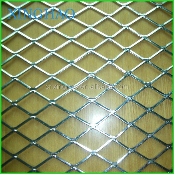 Supply galvanized expand metal mesh,expanded metal netting