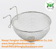 2015 wire mesh artificial bird nest cages first hand factory supplier