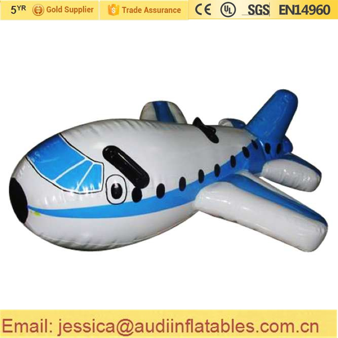 inflatable Free Floating Jumbo Jet