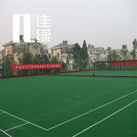 Topfloor synthetic grass for soccer fields artificial grass court