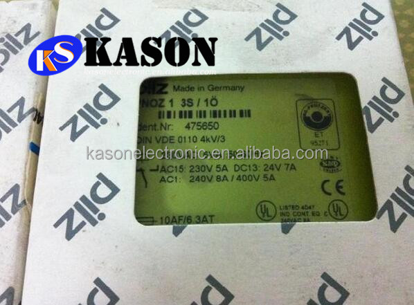 PNOZ 1 3S/1O 475650 relay
