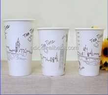 Biodegradable Paper Coffee Cup for USA Customers