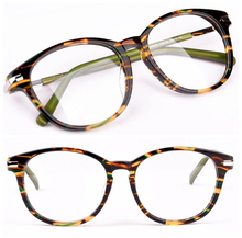 Eco-friendly Hot Sell Custom Acetate Glasses