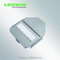 5year Guangzhou LEDWAY 50W IP65 water proof LED Street Light