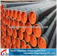 API 5L 3PE anticorrosion and insulation steel pipes