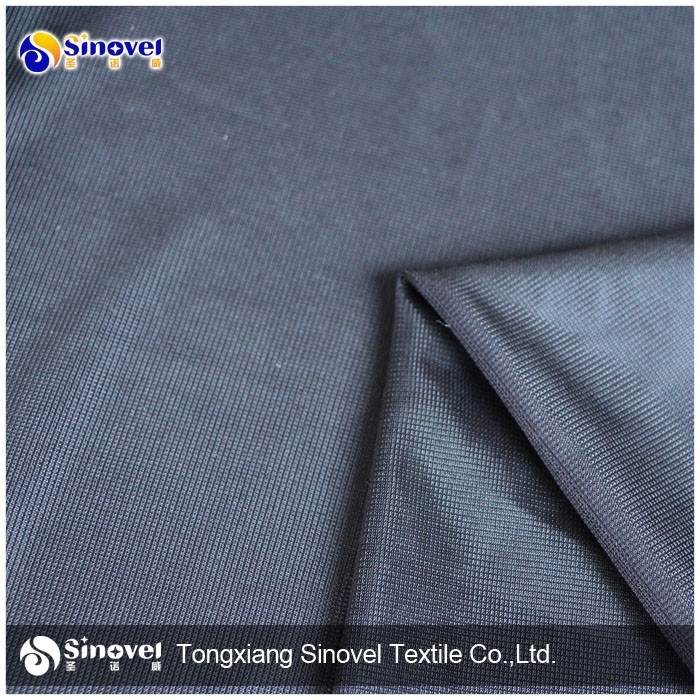 100%Polyester 40D/50D Tricot Fabric For Lining/Dazzle Fabric