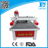 Chinese woodworking cnc advertising machine table top cnc router for MDF PCB PS PVC