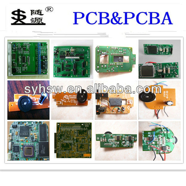 One-stop electronic products PCB design /PCB assembly service/PCBA manufactruing