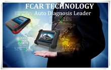 Fcar F3 G outil d'analyse, <span class=keywords><strong>Iveco</strong></span> heavy duty truck diagnostic scanner 12 V + 24 V véhicules et camions