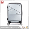 New Plastic Cover Backpack Luggage Design