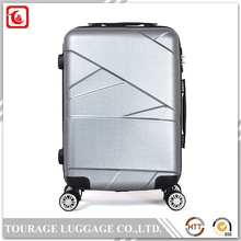 New Plastic Cover Backpack Luggage Design Luggage Bag And Case