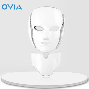 Anti Aging Photon Face Mask Massager for Wrinkles Removal Skin Tightening Skin Care & Facial Toning Massage Device