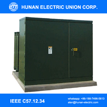 13.8kV Three-Phase Pad-Mounted Transformer,