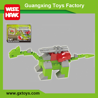 Wholesale Interlocking Brick Animal Building Block