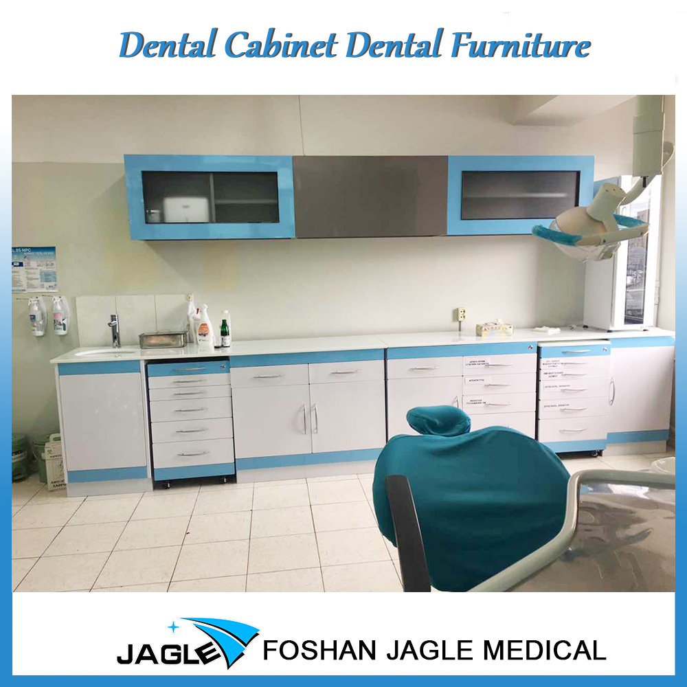 Hospital Furniture Wall Dental Clinic Cabinet Medical Cabinet