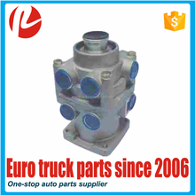 European truck auto spare parts oem 4613150120 foot brake valve for MB DAF traile air brake valve