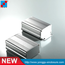 63*37-L mm YGKT Custom process electrical control box aluminium extrusion enclosure