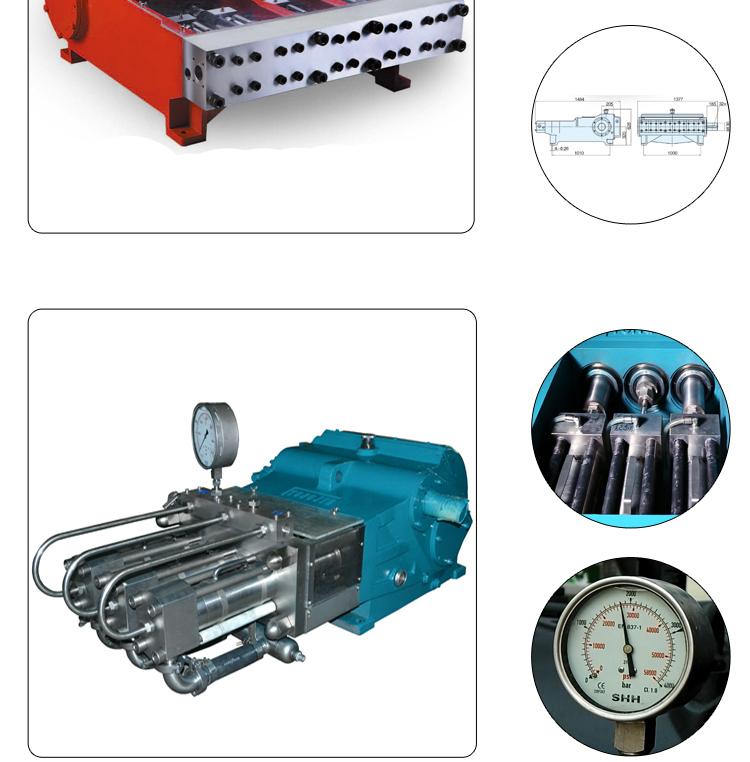 Pneumatic Cylinder Pump