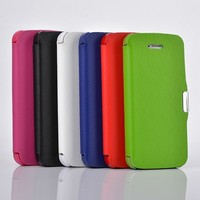 Colorful Lychi Litchi Pattern Magnetic Flip Leather Case Case For LG Google Nexus 5 E980 /Nexus 4 E960