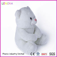 Latest arrival strong packing stuffed plush bear toys different types