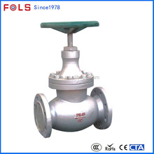ANSI cast steel bellow sealed wcb glove valve