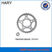OEM quality motorcycle sprocket kit for CBX250