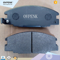 High Perfomance Front Brake Pads For JIANG LING LANG WIND SHIJIE 2.0/2.4/2.8T 04~ JIANG LING Pick-up 2.0/2.4/2.8D 07~
