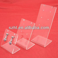 Wholesale acrylic earring display stand