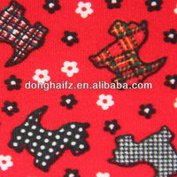 pet bag fabric reactive printing fabric 100% cotton fabric