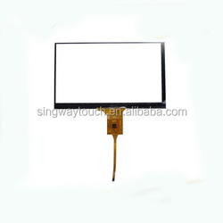 SINGWAY car android navigation led panel touch panel screen