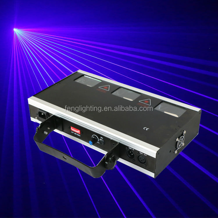 Guangzhou new design portable disco dj laser light