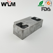 OEM aluminum alloy die casting products/injection mold Chinese wholesaler