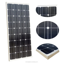 High efficiency 150W solar mono panel solar electric system cell photovoltaic module factory price