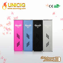 2017 Hottest Unicig Indulgence mutation X Box big cloud vaporizer 60w mod vapor box watt ecig interchangeable vapes battery
