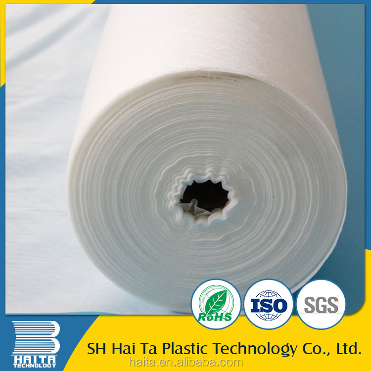 Free samples cold water soluble pva non woven fabric dissolves fast